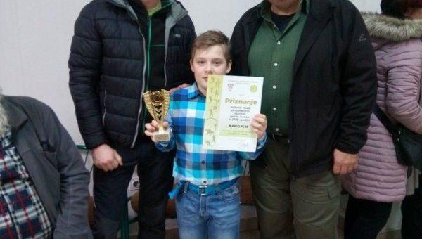 Dodjela priznanja ZSUG Ivanca za 2018.