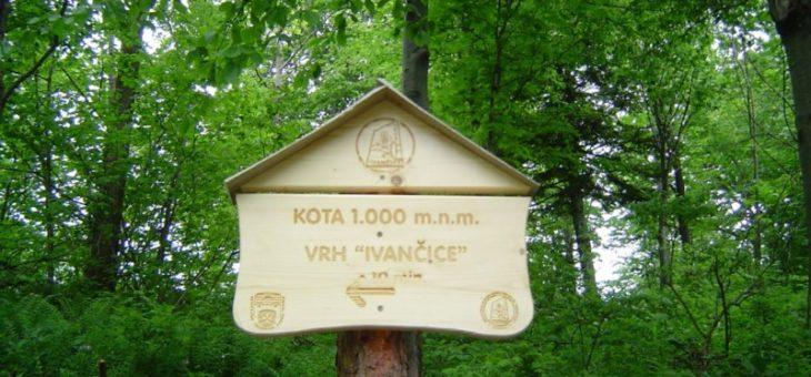Ivanščica (Ivančica) – najviša ljepotica sjeverozapadne Hrvatske