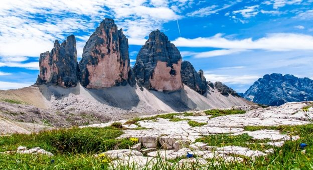I Z L E T                                      Tre Cime di Lavaredo, Dolomiti, Italija (Hotel Drei Zinnenblick – Rifugio Antonio Locatelli – Rifugio Auronzo – Rifugio Fonda Savio – Lago di Misurina )                            07.-08. rujan 2019. (subota-nedjelja)
